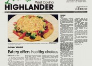 West Covina Highlander Newspaper
