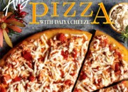 Amy's Margherita Pizza