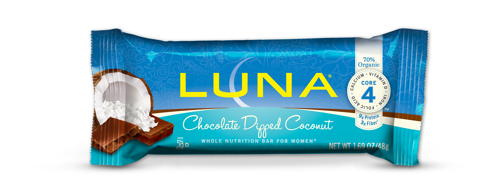 Clif Luna Bar Chocolate Coconut
