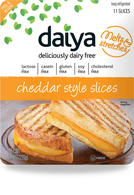 Daiya Chedder Style Slices