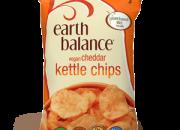 Earth Balance Kettle Chips Cheddar