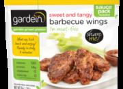Gardein BBQ Wings