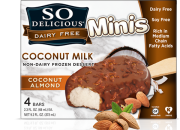 So Delicious Mini Bar Coconut Almond
