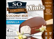 So Delicious Mini Bar Vanilla