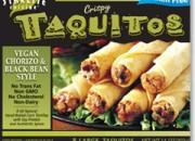 Starlite Soy Chorizo & Black Bean Taquitos