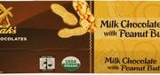 Sjaaks Melk Choc Peanut Butter Bar