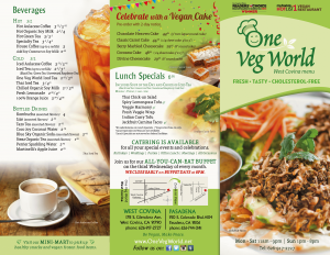West Covina Menu (1-of-2)